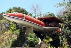 فندق كوستافيردي بوينج 727 (كوستاريكا – 250 دولارا):
