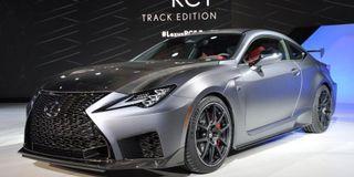 لكزس آر.سي إف تراك إديشن Track Edition