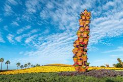 مهرجان الزهور والحدائق الـ13