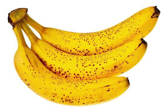 الموز الناضج