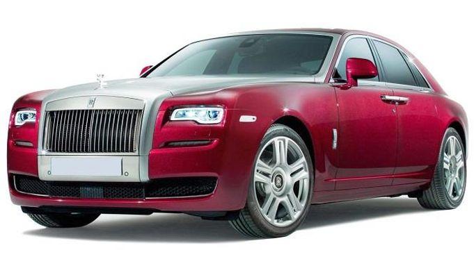 """رولز رويس جوست """"Rolls-Royce Ghost"""""""