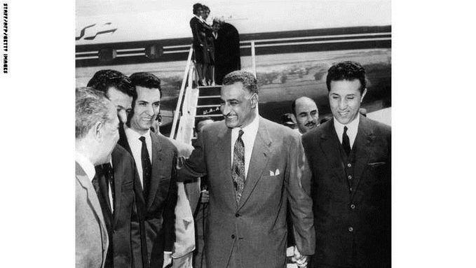 أخبار 24 صور لا تتكرر شخصيات لقاءات أحداث جمال عبد الناصر