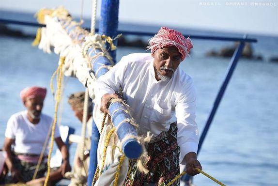 مهرجان أملج التراثي البحري