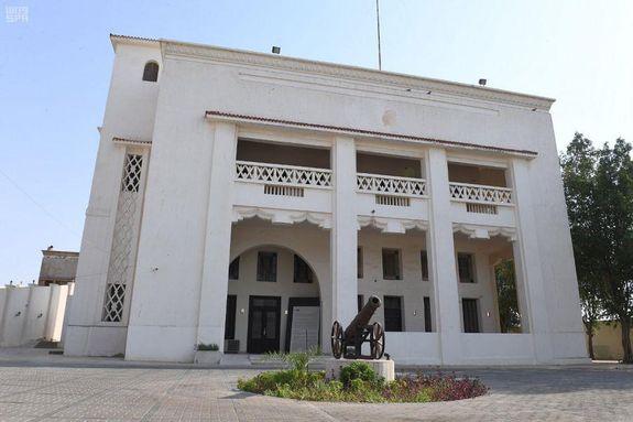 متحف قصر خزام