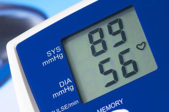 اعراض انخفاض ضغط الدم