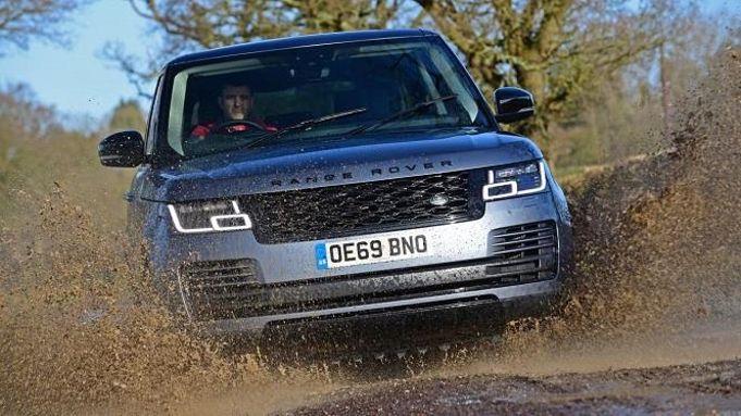 """رينج روفر الرياضية متعددة الاستخدامات """"Range Rover SUV"""""""