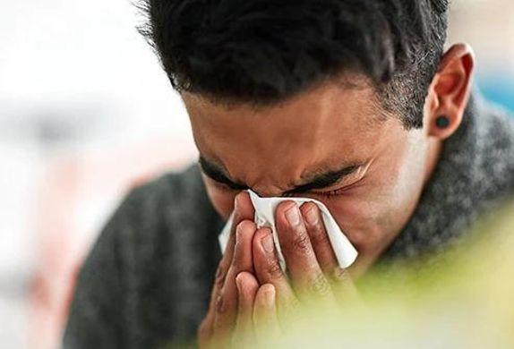 5- التهابات الجهاز التنفسي