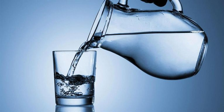 11- الماء: