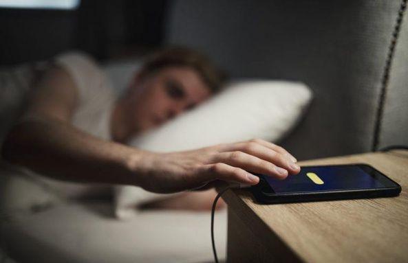 تهيئة الأجواء قبل النوم