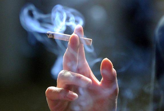 التدخين: