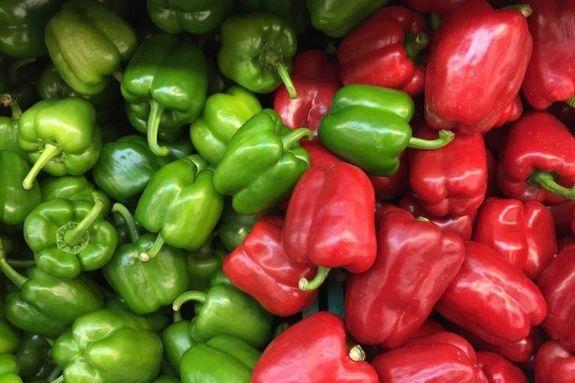 الخضراوات الغنية بالألياف ومضادات الأكسدة: