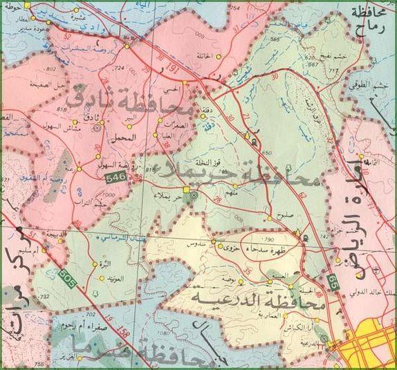محافظة حريملاء